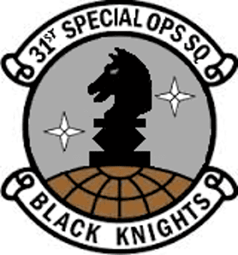 31st Special Operations Black Knights Squadron